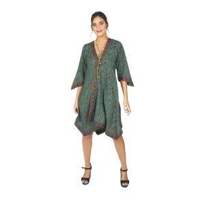 Robe courte d'été femme ou tunique pas chère Elodie
